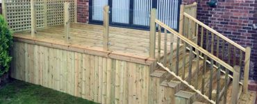 Fencing & Decking Installation Contractor Leeds