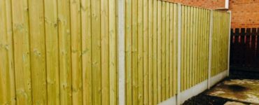 Fencing Installation Contractor Leeds