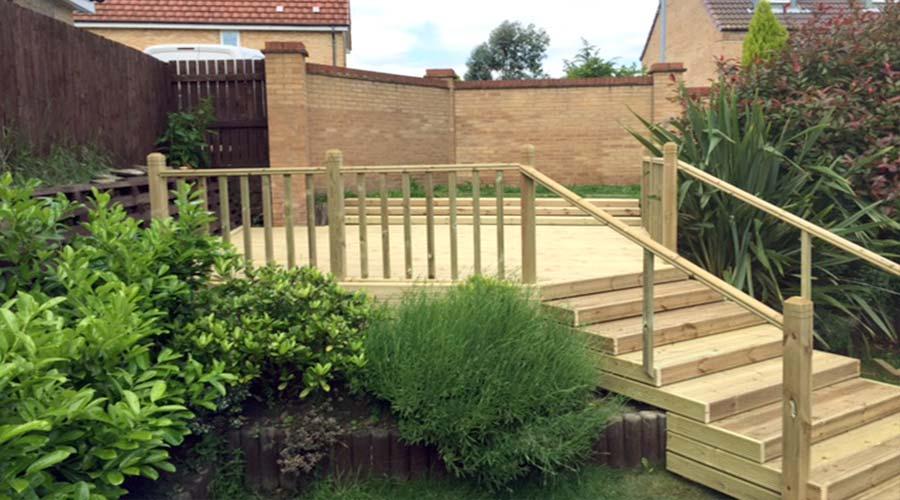 Leeds Decking Contractor