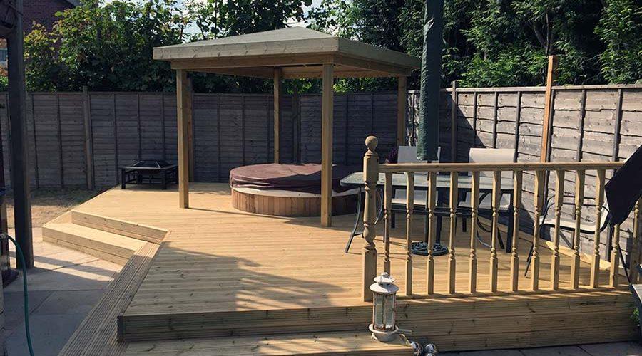 Outdoor Living Areas Leeds