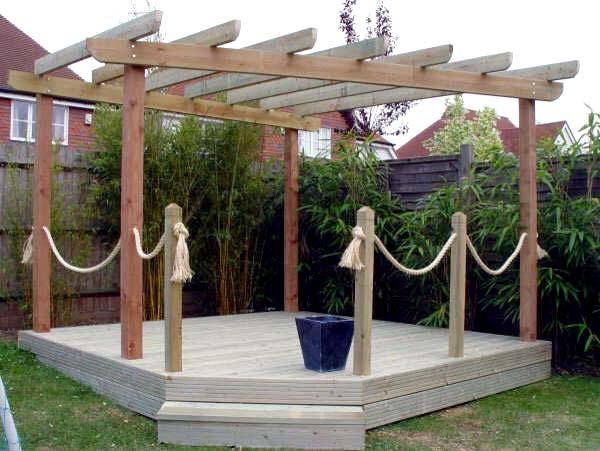 Pergolas Builder Leeds