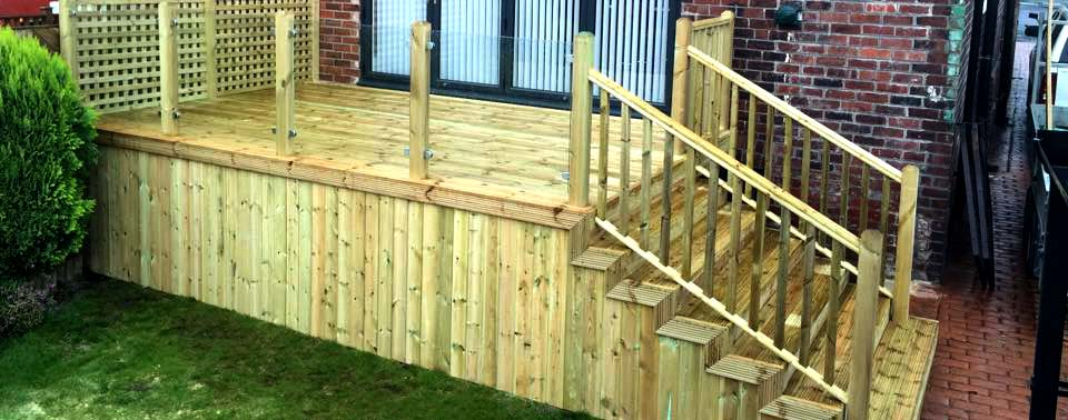Fencing & Decking Services RJW Fencing