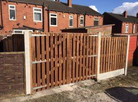 Garden Bespoke Gates