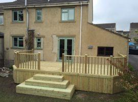 Yorkshire Decking Contractor