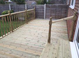 Leeds Decking Installation