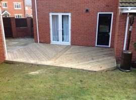 Decking Installer Leeds