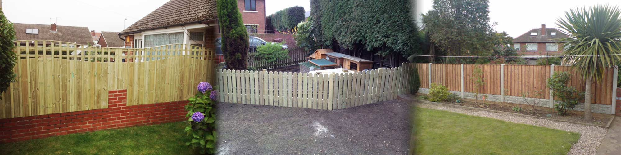 Fencing & Decking Intallation Leeds