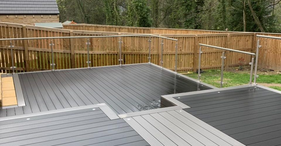 Composite Decking Installation Leeds
