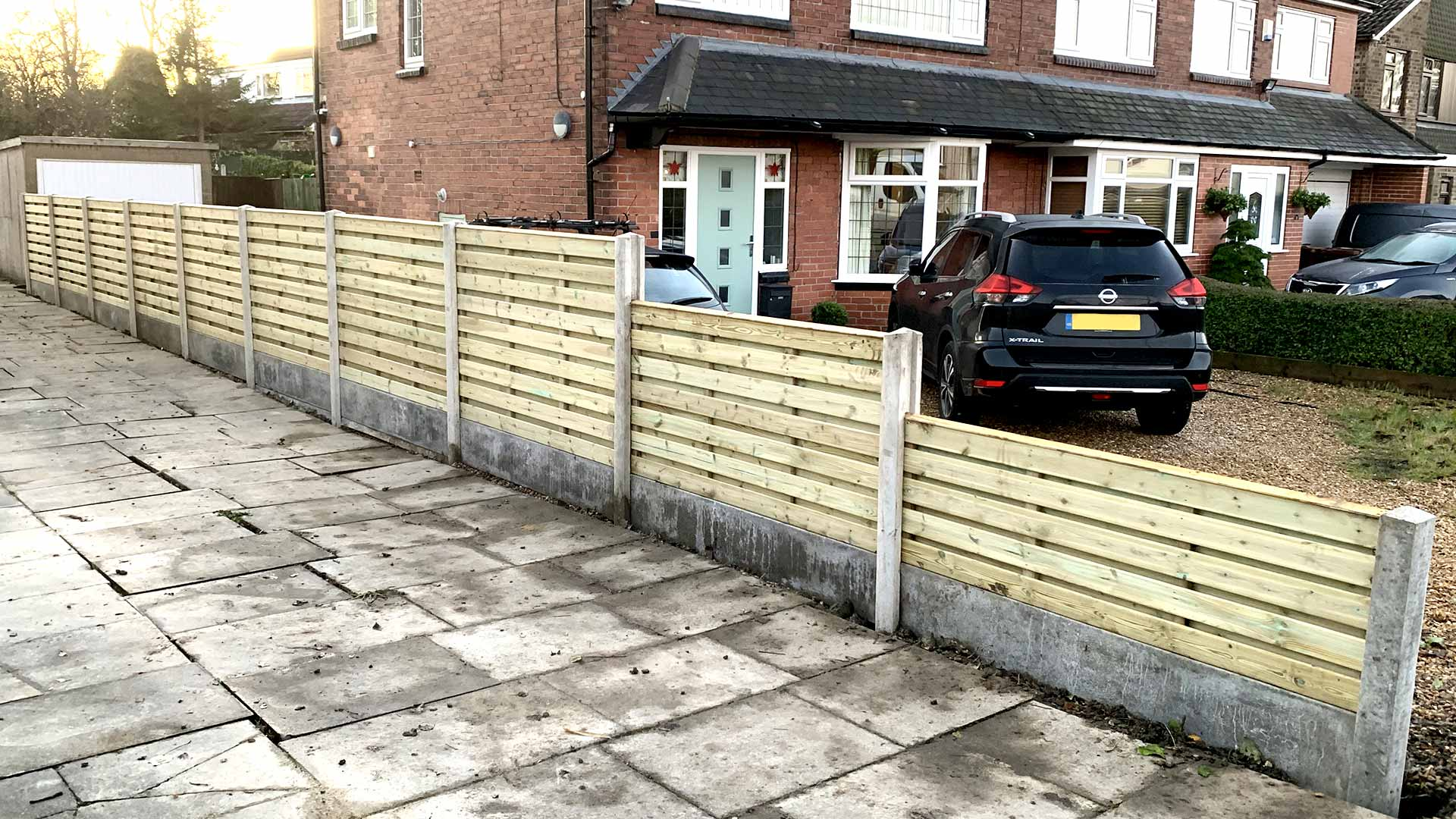 Fencing Decking Leeds