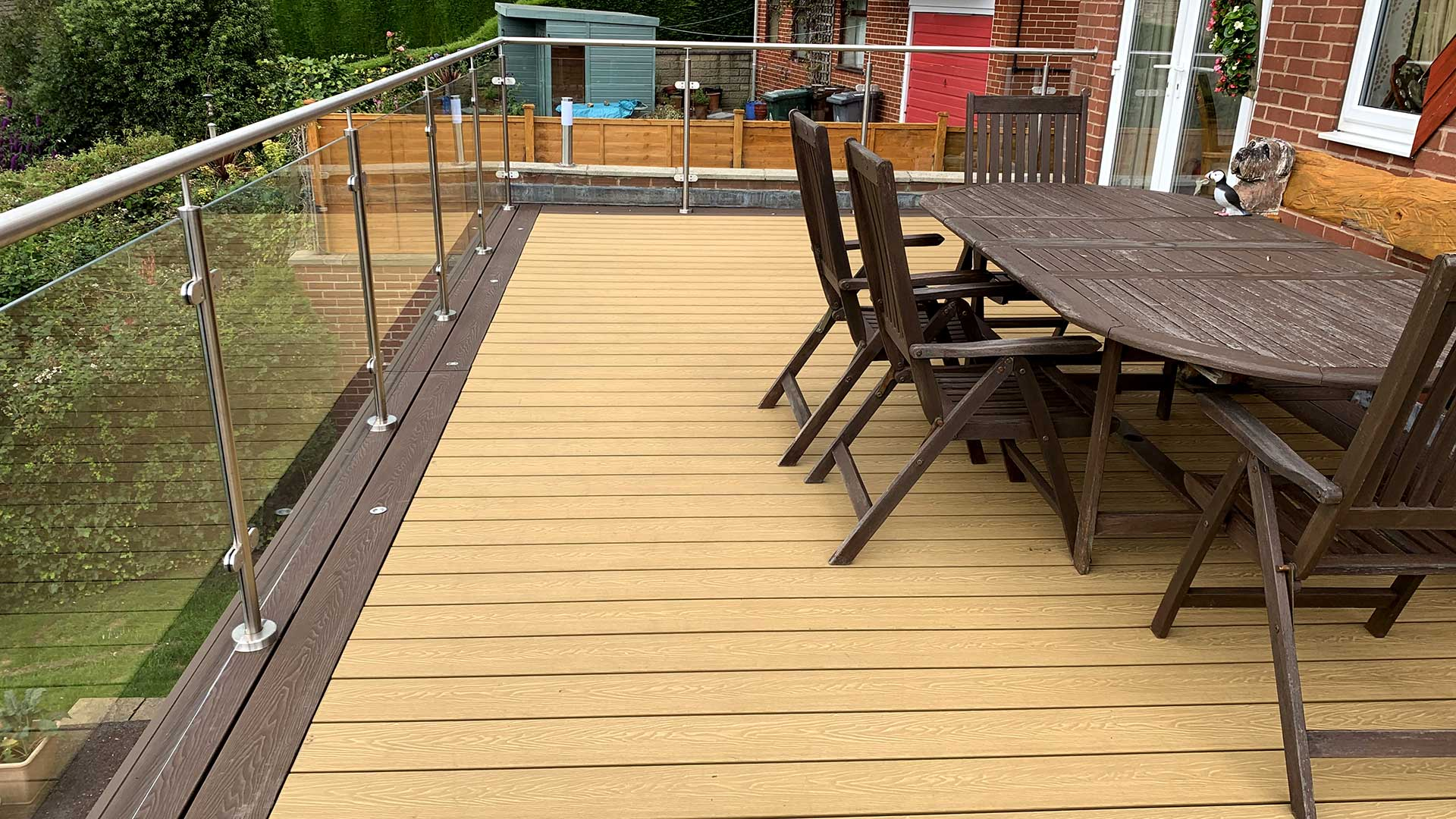 Yorkshire Composite Decking